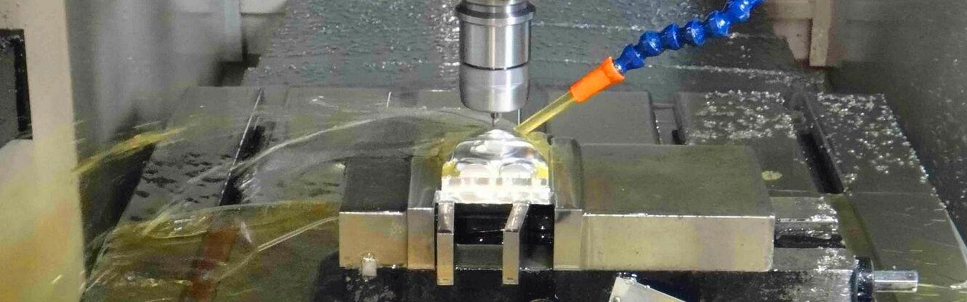 cnc milling precision in china