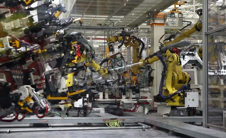 Application of high-speed machining in the field of automobile production
