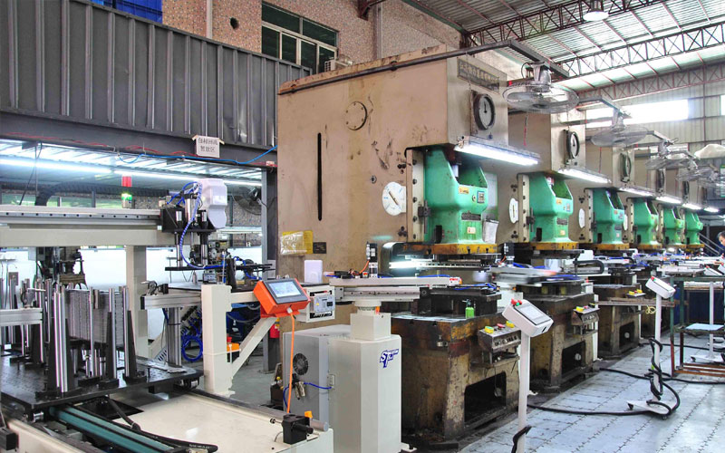 Common Solutions in the Use of Punching Equipment for Dies Problems