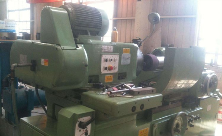 Grinding Machine Maintenance Method