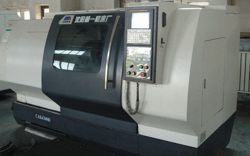 New Milling Technology Of Machine Tool