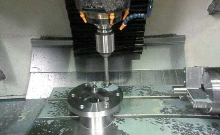 Protection and repair process of large-scale gantry milling