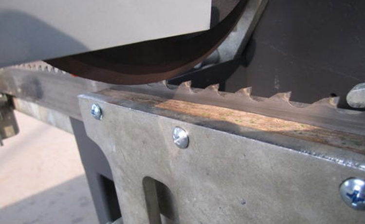 Failure Analysis Of Saw Blade Used In Band Saw Machine