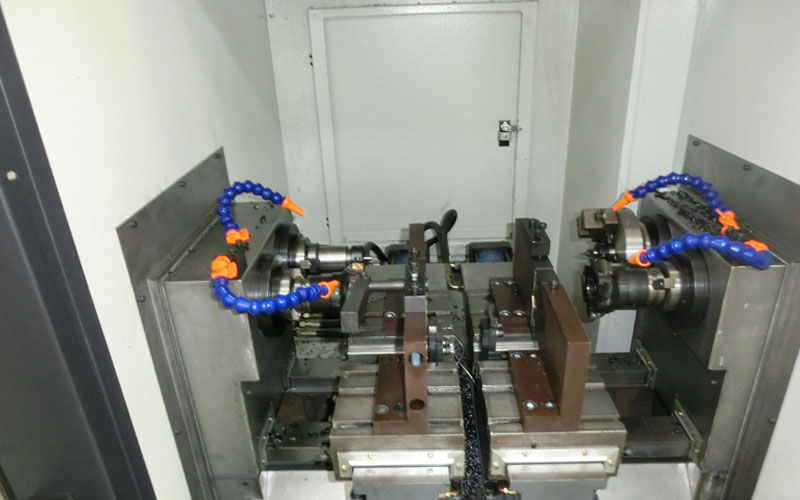 Characteristics And Requirements Of Machining Big Parts