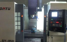 Learning CNC Machining Center Knowledge