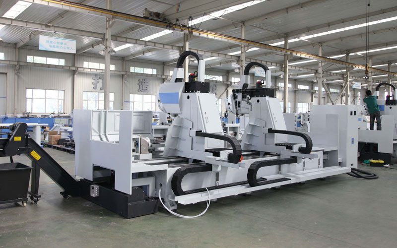 The Conditions For Machine Tools Can High-Speed Cutting