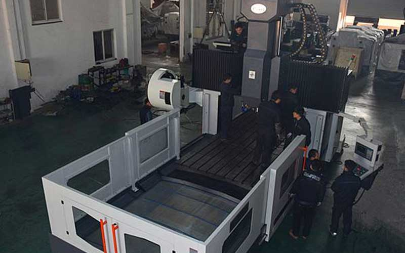 Maintenance and inspection methods for machine tool maintenance