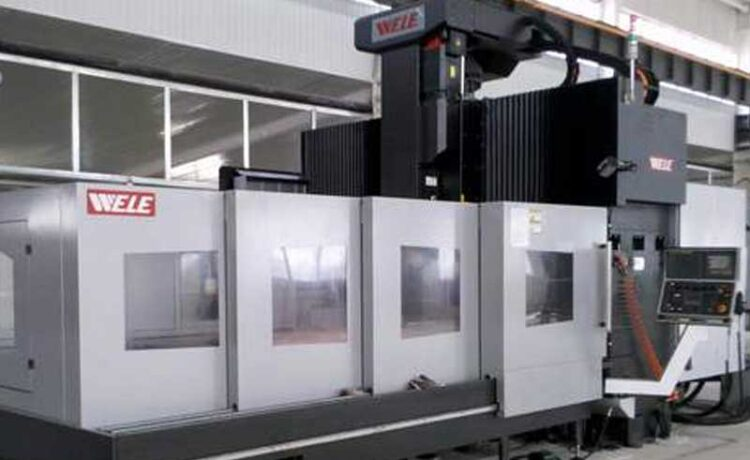 Maintenance items of the machining center