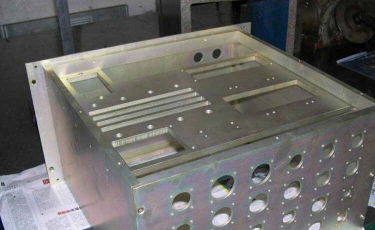 What material is KOVAR parts processing