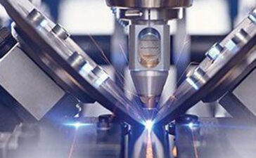Cnc Milling Steel Parts Using Double-Edged End Mill